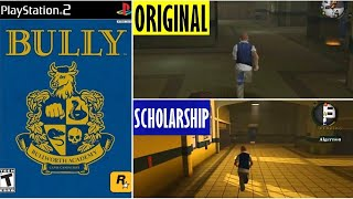 AS DIFERENÇAS DO BULLY (original / Scholarship Edition)