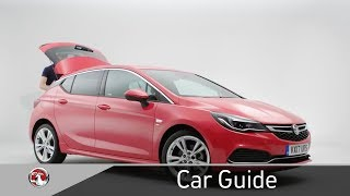 Driver's Tools and Gadgets | Astra | Vauxhall