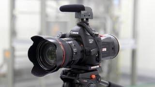 canon EOS 6D Video Test