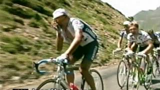 Ciclismo   The Greatest Climbs Of The Tour De France 1990-1999