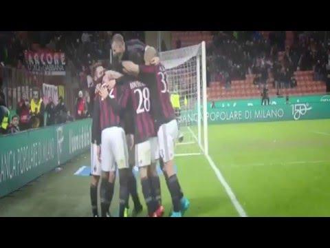 Cuplikan Gol & Pertandingan AC Milan 2-0 Fiorentina Pekan ke-20 #18Januari2016