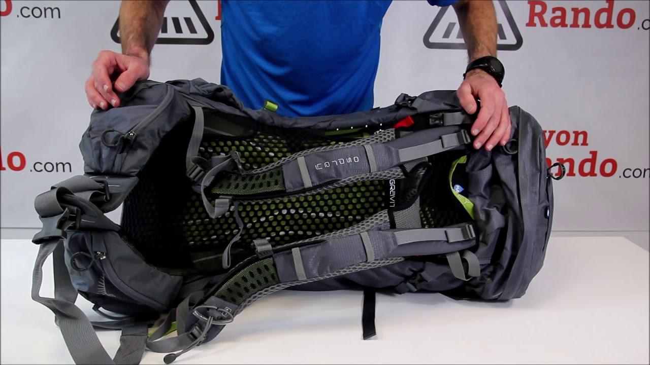 b4b39436159ac RayonRando.com : Présentation du sac à dos de randonnée Atmos de Osprey