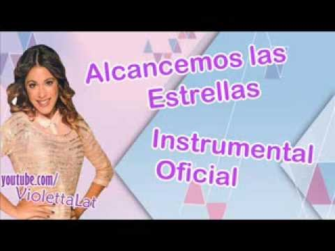 Violetta 2 -  Alcancemos las Estrellas (Instrumental) Travel Video