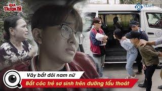 Phá Án #46 - ATT ra tay giải cứu em bé bị bắt cóc | Anh Thám Tử Vinh Trần