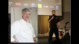 Guy McPherson in Santa Cruz  w/i  Alekz Londos: April 2019 Please subscribe for updates to new videos. guymcpherson.com onlyloveremains.org At the Santa Cruz Resource Center for Nonviolence with ..., From YouTubeVideos