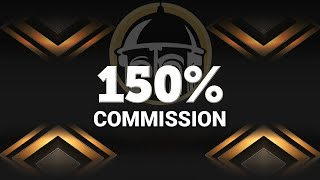 150% First Year Commission