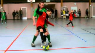1er tour Futsal U15 a Ezy sur eure EFC27 4 EZY 0