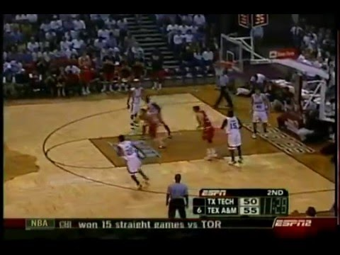 Texas Tech vs. Texas A&M BB