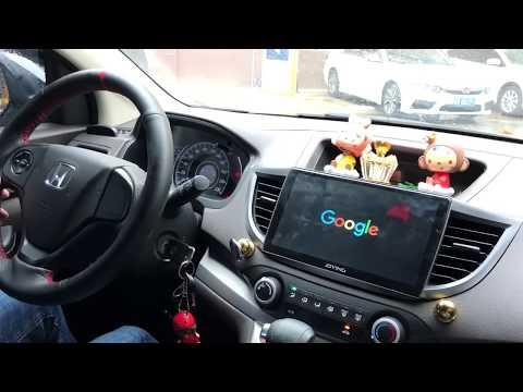 Honda CRV C-RV 2012-2015 Car Radio Remove And Installation