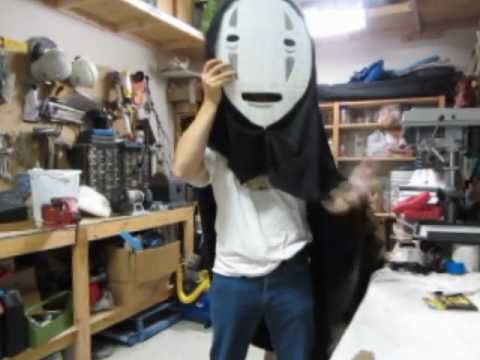 No Face Costume How To Make Youtube
