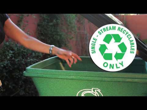 """BC Waste Free """"No Sort Recycling"""""""
