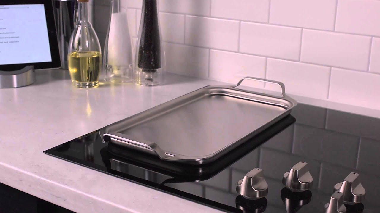Ge Café Electric Cooktops Stainless