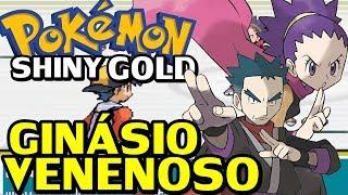 Pokémon Shiny Gold Sigma (Detonado - Parte 29) - Janine, Koga e Equipe Rocket!