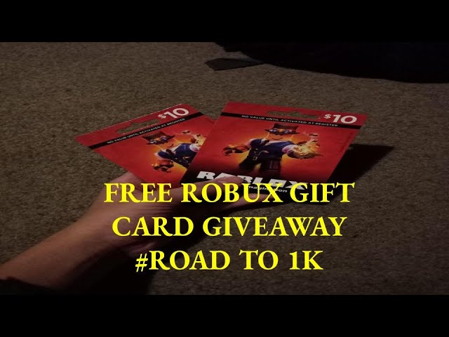 5k Robux Giveaway Orbula Free Robux Giftcard Giveaway Road To 1k Youtube
