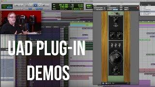 Dave Pensado Demos Universal Audio