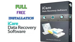iCare Data Recovery Pro || FREE FULL || CRACK || INSTALLTION BY TEAM SMS