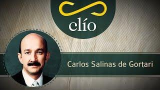 Minibiografía: Carlos Salinas de Gortari