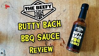 BUTTY BACH BBQ Sauce by The Beefy Boys Review