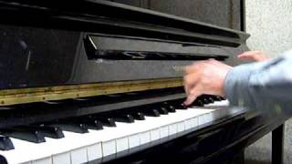 I made it through the rain(Barry Manilow)piano solo