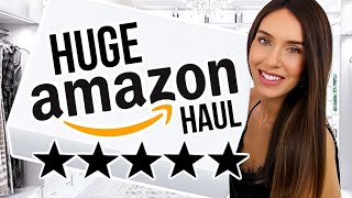 HUGE AMAZON HAUL & TRY-ON! *the BEST new pieces*