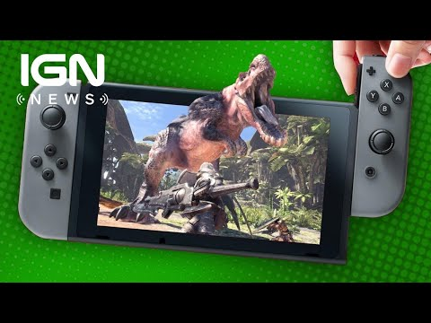 Studio That Ported Skyrim to Switch Asks to Work on Monster Hunter: World - IGN News