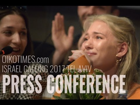 oikotimes.com: Press Conference / Israel Calling 2017