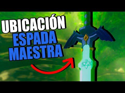 Secretos y Trucos de Zelda Breath of the Wild #2   Como conseguir la Espada Maestra