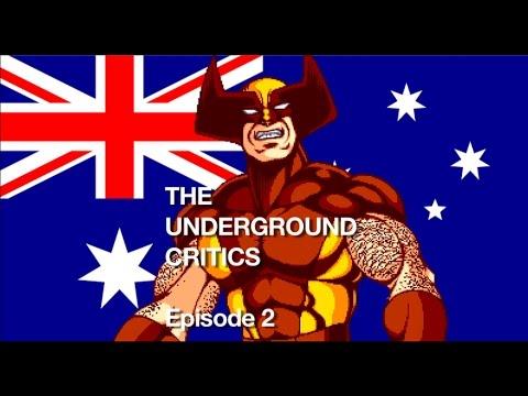 AUSTRALIAN WOLVERINE XMen: Pryde of the XMen  THE UNDERGROUND CRITICS  Episode 2