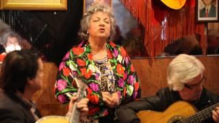 """Fado, Tina Ribeiro, """"Bolero do Machado"""" - """"Cabeça de vento"""""""