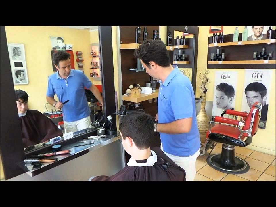 salon de coiffure pour hommes muret youtube