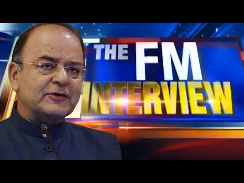 Arun Jaitley Talks About India's Growth Story | Exclusive On ET NOW