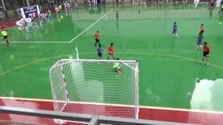 賽馬會5人足球賽U10 JCPS vs 仁立紀念小學八強戰