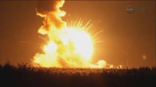 Three Resupply Rocket Failures