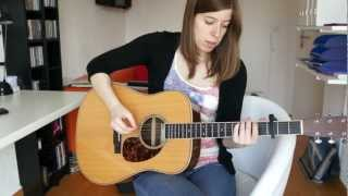 Taylor Swift - Ours (cover by sara mcloud)