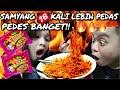 Mukbang Samyang TERBARU 16 Kali LEBIH PEDAS