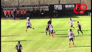 FATV 16 Fecha 13 - Riestra 1 - Talleres 0