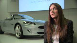 Your Future In Automotive - Rebecca Lees, Jaguar Land Rover