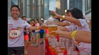 何亨:飲住啤酒去跑步,跑完當場趴喺度? ((瘋中三子))ss