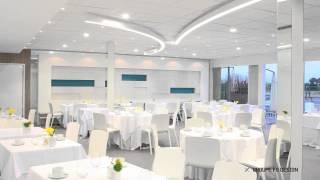 Salon du Bourget 2015, 6500m² d'architecture réalisés par le Groupe FG Design