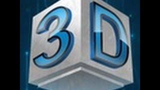 видео 3D-фигуры
