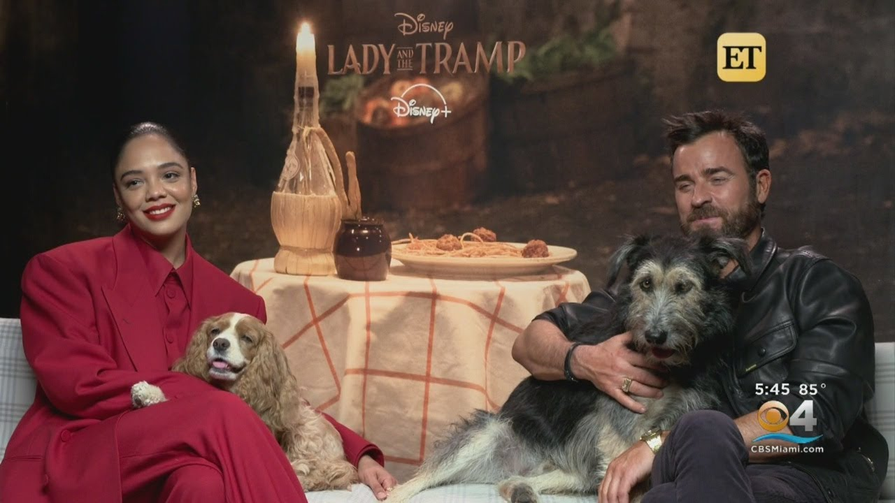 Download Behind The Scenes Look At 'Lady And The Tramp' Live Action Remake