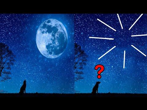 Das Mysteriöse Verschwinden Des Monds Vor 900 Jahren