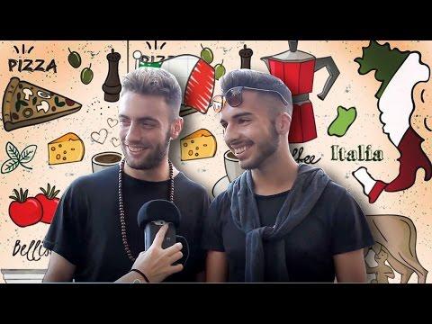 Italian Men Talk Approach & Italian Stereotypes