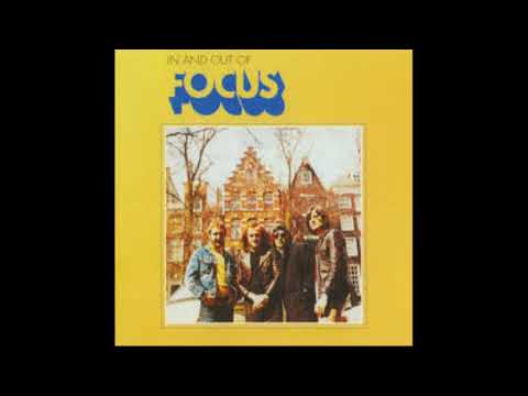 "Focus - In And Out Of Focus "" 1971"""