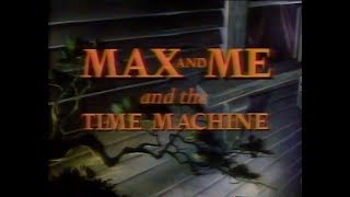 Max and Me and the Time Machine   CBS Storybreak