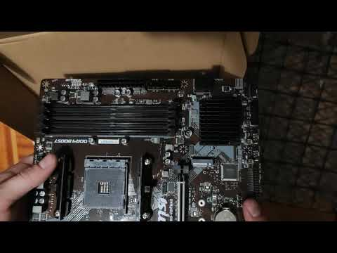 Материнская плата MSI B450M PRO-VDH MAX (sAM4, AMD B450, PCI-Ex16)