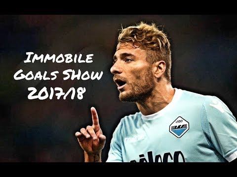 Ciro Immobile • Ultimate Goals Show • All 29 Goals 2017/18 • HD