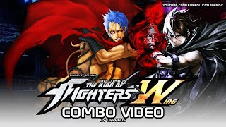 King Of Fighters Wing 2 - TAG COMBO MOVIE 2 ||