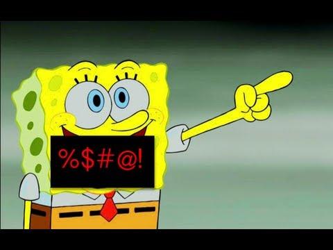 Spongebob Squarepants CENSORED