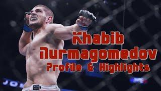 Khabib Nurmagomedov - Undefeated Savage (Profile & Highlights)